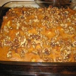 Pumpkin Breakfast Casserole recipe
