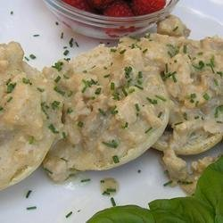 Gloria's Sausage Gravy with Biscuits recipe