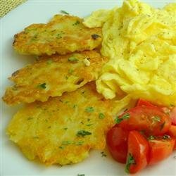 Amish Hash Browns recipe
