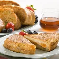 McCormick(R) Stuffed French Toast recipe