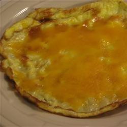 Egg Flipped Over recipe