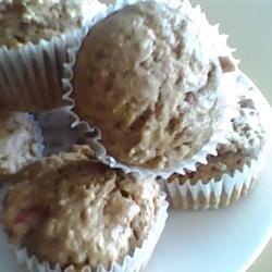 Rhubarb Muffins II recipe