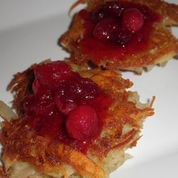 Foolproof Potato Latkes recipe