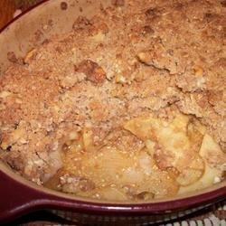 Something Special Apple Crisp recipe