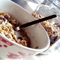 Fruit 'n' Honey Granola recipe