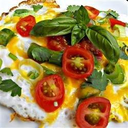 Spring Omelet recipe