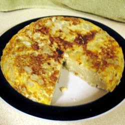 Tortilla de Patata (Spanish Tortilla) recipe