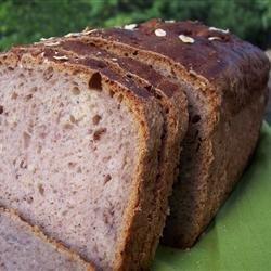 Strawberry Oatmeal Cream Cheese Bread recipe