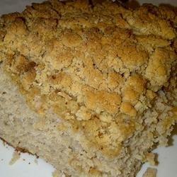 Dairy Free Cinnamon Streusel Coffee Cake recipe