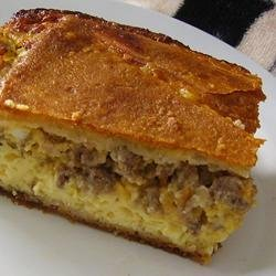 K-Dub's Sausage and Egg Casserole recipe