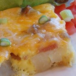 Potato Breakfast Casserole recipe