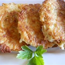 Kay Dee's Recipe for Potato Latkes recipe