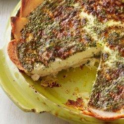 Potato Crust Quiche recipe