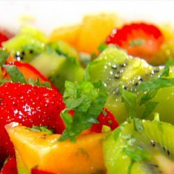Fruit Salad for Easter Sunday recipe