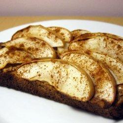 Apple Toast recipe