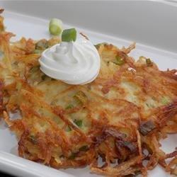 Apple Potato Pancakes recipe