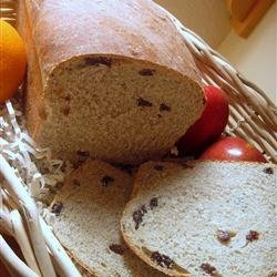 Raisin Bread III recipe