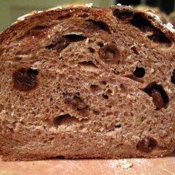 Raisin Brown Bread recipe