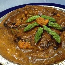 Steve's Sun Dried Tomato and Asparagus Quiche recipe