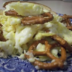 Pretzel Eggs recipe
