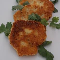 Potato and Bread Cutlets recipe