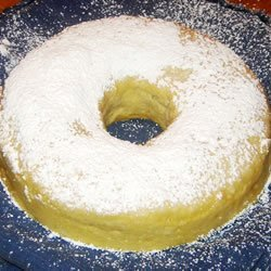 Steamed Sponge Cake recipe