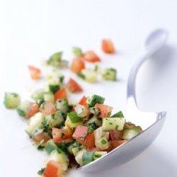 Dave's Tomato and Cucumber Salad recipe