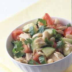 Tuna and White Bean Salad recipe