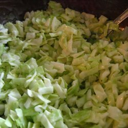 Mom's Coleslaw recipe