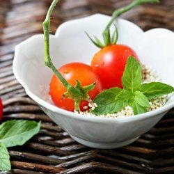 Tomato and Herb Salad recipe