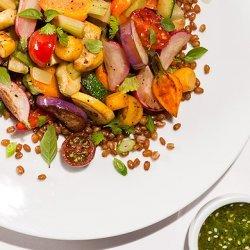 Summer Vegetable Stir-Fry recipe