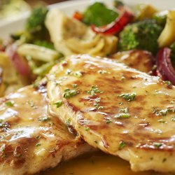 Grilled Citrus Chicken recipe