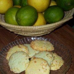 Coconut Citrus Delights recipe