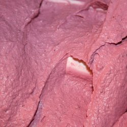 Swirled Blueberry Ice Cream recipe