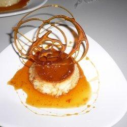 Caramel Coconut Flan recipe