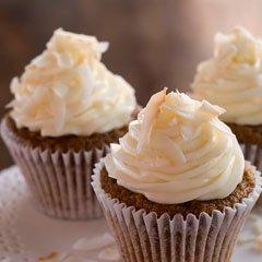 Paula Deens The Best Ever Carrot Cake Cupcakes recipe
