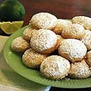 Butter Cookies With A Hint Of Lime recipe