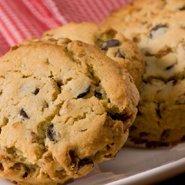Gluten Free Chocolate Pecan Cookies recipe