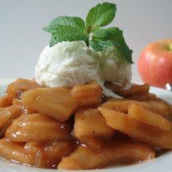 Apple Tapioca Pudding In A Crockpot recipe