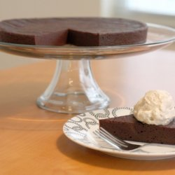 Double Shot Chocolate Cake With Espresso Whipped C... recipe