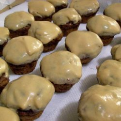 Red Velvet Puffs With Espresso Frosting recipe