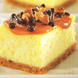 Caramel - Pecan - Cheesecake - Bars recipe