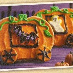 Halloween Carriage Cookies recipe