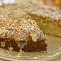 Torta Di Mandorla Almond Olive Oil Cake recipe