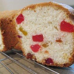 The Best Darn Gumdrop Cake recipe