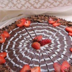Chocolate Strawberry Cake The Ultimate Combination recipe