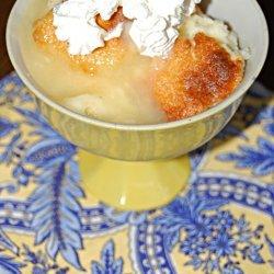 Lemon Cake Pudding recipe