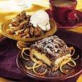 Orange Chocolate Coffee Cake recipe