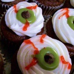 Rich Red - Eye Cupcakes recipe