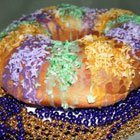 Mari Gras King Cake recipe